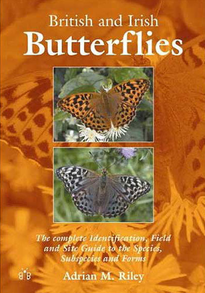 British and Irish Butterflies by Adrian Riley