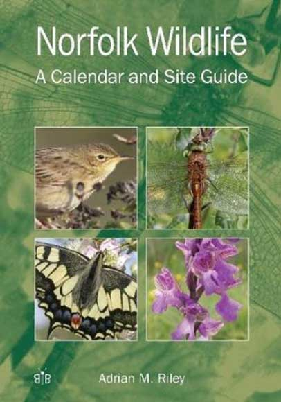 Norfolk Wildlife: A Calendar and Site Guide